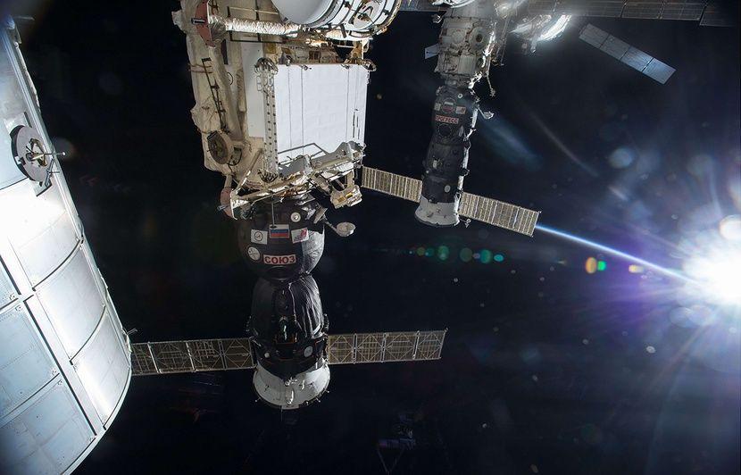 Espace: Un vaisseau russe réussit à changer l'orbite de la Station spatiale