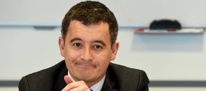 Gérald Darmanin, ministre des Comptes publics