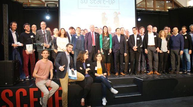 Nouvelle aquitaine une quarantaine de start up r gionales - Salon des nouvelles technologies las vegas ...