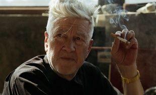 David Lychn dans le documentaire The Art Life