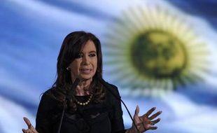 La présidente argentine Cristina Kirchner traverse l'un des moments les plus difficiles depuis son arrivée au pouvoir, une nouvelle manifestation massive dans le pays illustrant la perte du soutien d'une partie des classes moyennes.