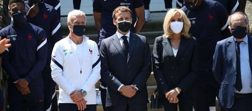 Le Président de la République a de nouveau commenté la gifle qu'il a subit, lors de sa visite à Clairefontaine