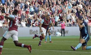 Payet après son but génial contre Middlesbrough