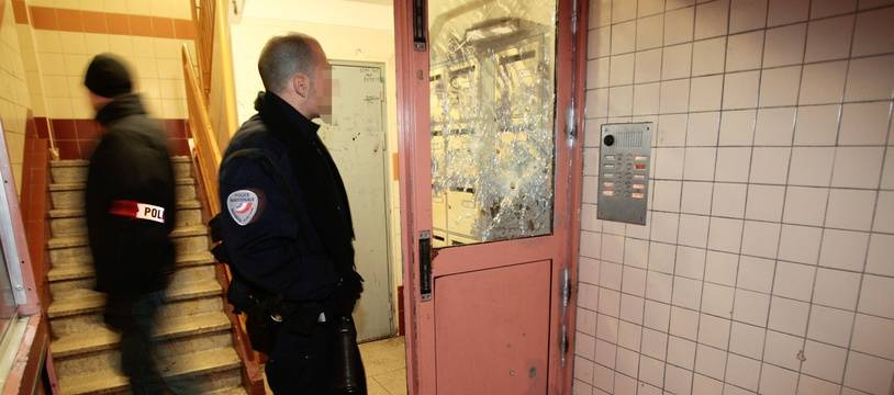 Les policiers peuvent verbaliser en cas de flagrant délit (Illustration)
