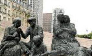 Un monument consacré à la rafle.