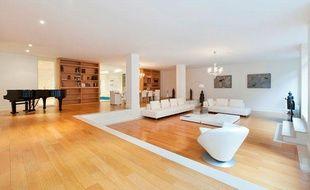 L'immobilier haut de gamme:Triplex de 426 m² à Paris (75016)