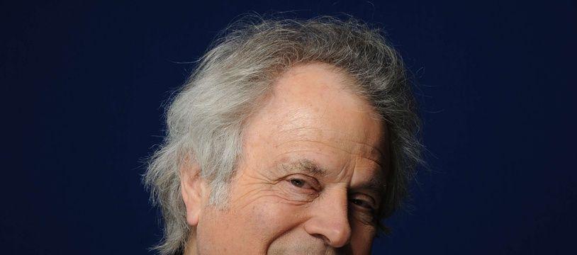 Le journaliste Franz-Olivier Giesbert.