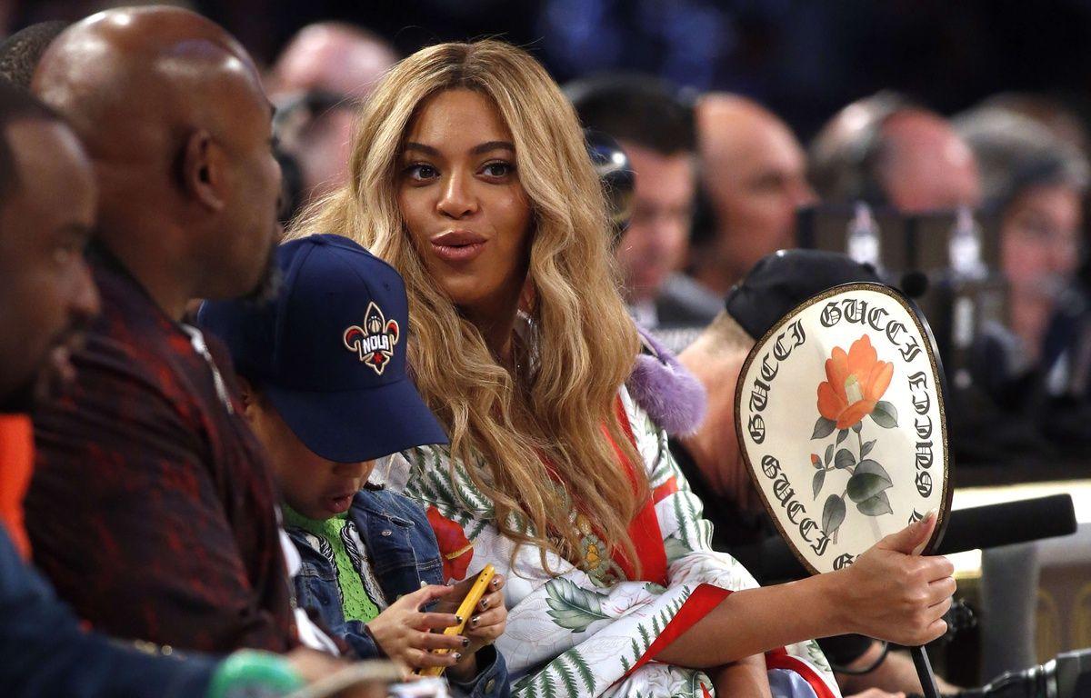 Les jumeaux de Beyoncé sont encore en observation à la clinique  – Max Becherer/AP/SIPA
