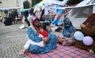 Les Nations unies ont annoncé lundi que le nombre de Syriens ayant été contraints d'abandonner leur maison à cause de la guerre avait enregistré une très forte augmentation, atteignant désormais 6,5 millions.