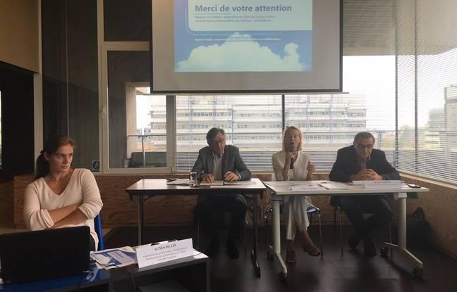 Présentation de l'étude sur l'impact des paquebots sur la qualité de l'air à Bordeaux.