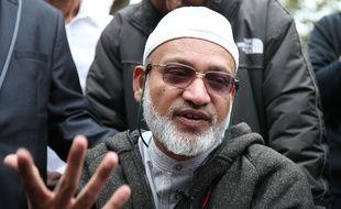 Farid Ahmed a survécu à l'attentat, pas son épouse.
