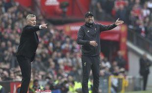 Solskjear et Klopp après une purge à Old Trafford.
