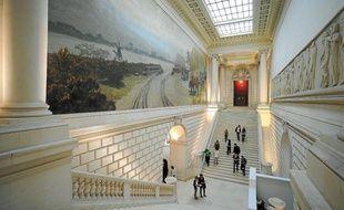 Fermée depuis un an, la partie ancienne de l'ex-musée des Beaux-arts ne rouvrira qu'en 2018.