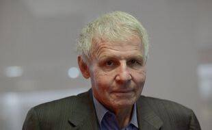 L'ancien journaliste de TF1 Patrick Poivre d'Arvor, le 12 février 2019.
