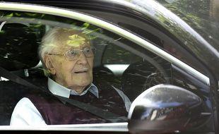 Oskar Gröning avait été condamné à quatre ans de prison pour «complicité» dans le meurtre de 300.000 juifs