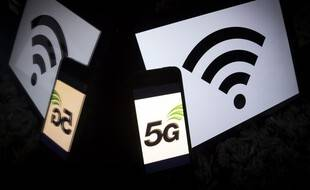 La 5G (illustration).