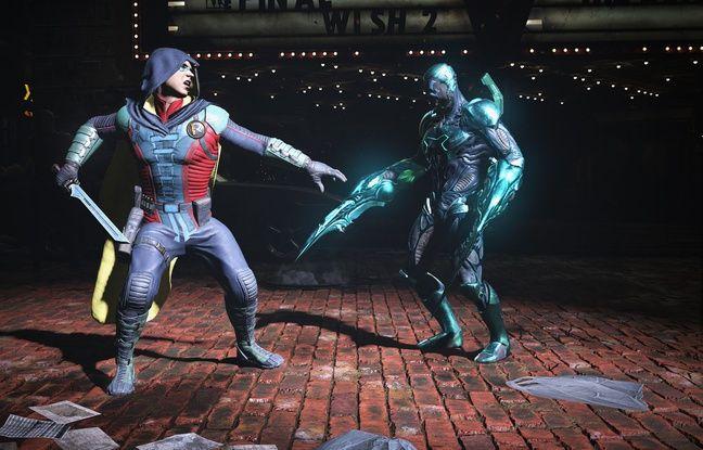 Injustice 2, un jeu qui permet aux joueurs de se glisser dans le costume des super héros.
