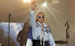 Michel Polnareff avait joué devant environ 600.000 spectateurs à Paris, le 14 juillet 2007.