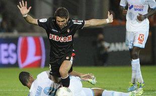 Monaco se rapproche à trois points du PSG...