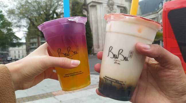 Lille : C'est quoi le Bubble tea, cette boisson qui affole les jeunes Lillois ?
