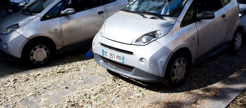 Les Autolib' seront vendus entre 3.900 et 5.000 euros.