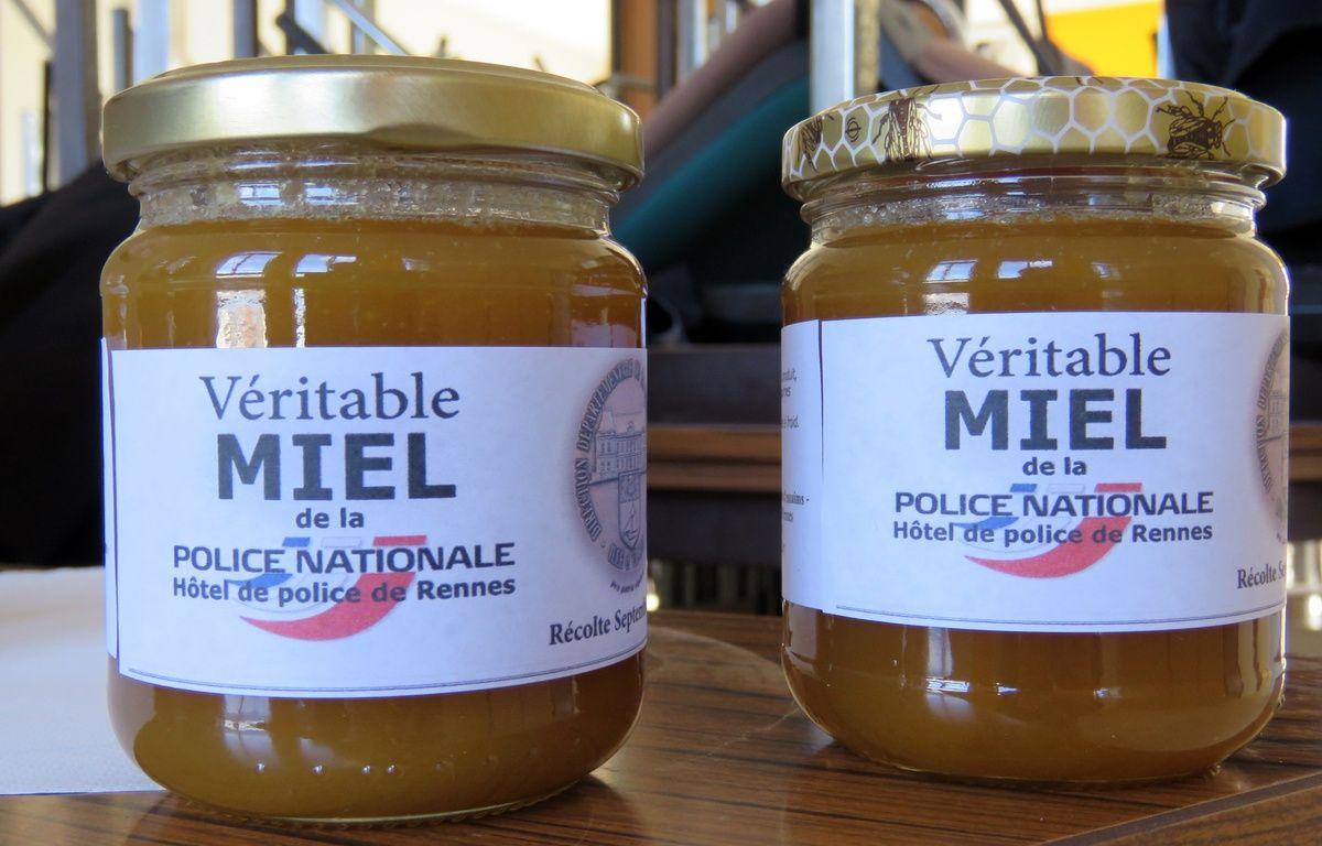 Dix kilos de miel ont été extraits lors de la première récolte. – J. Gicquel / APEI / 20 Minutes