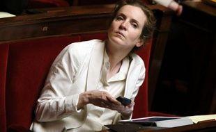 """La députée UMP Nathalie Kosciusko-Morizet a comparé dimanche, sur BFM-TV, François Hollande à """"un cancre qui redouble et s'apprête à faire pareil""""."""