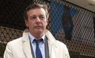 Le 16 octobre 2014. Lyon. Après une série de braquages dans son arrondissement, le maire UMP du 6e Pascal Blache a réclamé ce jeudi,  l'installation rapide de plusieurs caméras sur les artères commerçantes.