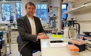 Le docteur V'yacheslav Lehen'kyi, met au point un traitement ciblé du cancer de la prostate.