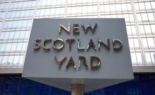 Les locaux de Scotland Yard à Londres.