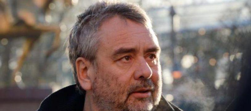 Le cinéaste français Luc Besson, le 9 décembre 2013 à Rust