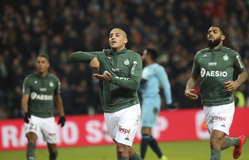 """Khazri : """"Sainté, c'est le club de la France"""""""