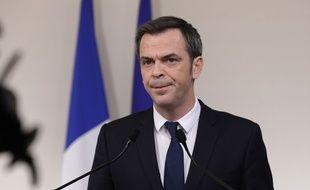 Le ministre de la Santé, Olivier Veran, le 28 mars 2020.