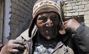 Le Bolivien Carmelo Flores Laura est le doyen de l'humanité.