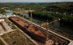 Un parc sur le thème du Titanic avec une réplique géante du navire va voir le jour en Chine.