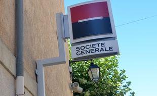 La Société Générale compte se séparer d'environ 700 salariés en France.