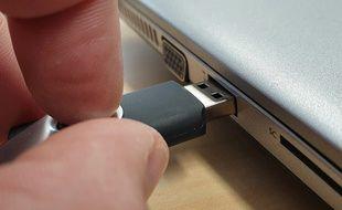 Ne branchez pas n'importe quoi sur votre ordinateur.