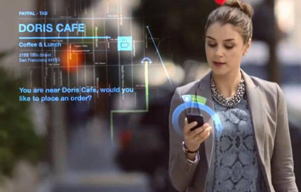 Avec sa technologie Beacon, PayPal veut rendre les «paiements invisibles» en magasin.Plus besoin d'attendre à la caisse. – PAYPAL