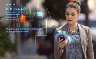 Avec sa technologie Beacon, PayPal veut rendre les «paiements invisibles» en magasin.Plus besoin d'attendre à la caisse.