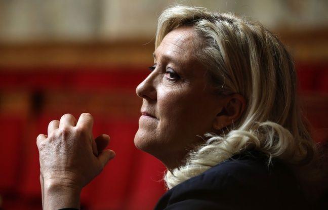 Municipales 2020 à Paris: Marine Le Pen voterait «largement Dati plutôt qu'Hidalgo»