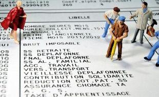 Les salaires nets ont progressé beaucoup plus en France que chez ses voisins depuis le début de la crise en 2008, l'écart croissant avec la productivité risquant de dégrader encore la situation de l'emploi, selon une étude rendue publique mercredi.