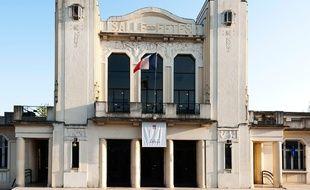 La Pergola, est un édifice Art déco construit dans le quartier Caudéran à Bordeaux en 1929