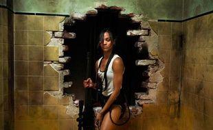 Zoe Saldana dans «Colombiana»