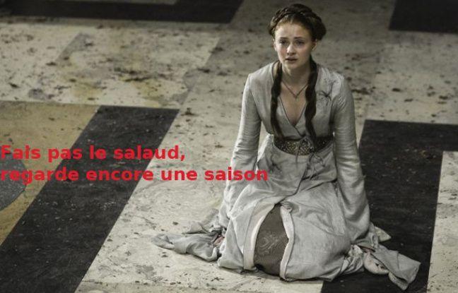Sansa Stark a besoin de vous
