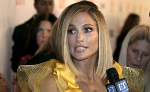 L'actrice Jennifer Lopez