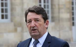 Jean-Louis David, adjoint au maire de Bordeaux, en charge de la vie urbaine