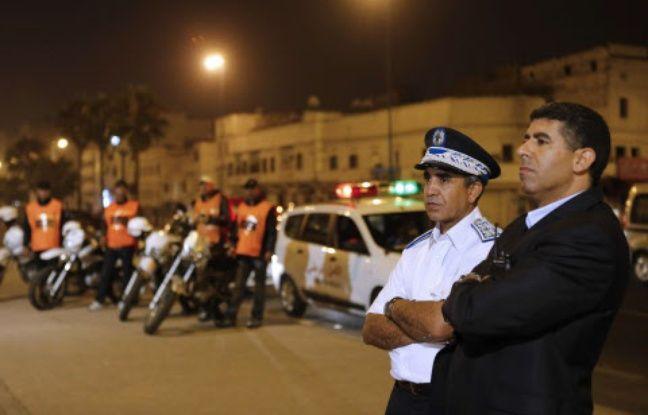 Des policiers marocains (illustration).