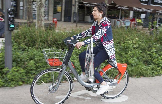 Lyon: A quoi vont ressembler les 4.000 nouveaux Vélo'v déployés dans la nuit de mardi à mercredi?