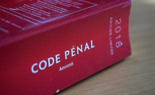 Un code pénal. (illustration)