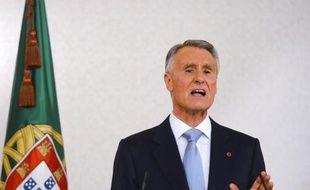 Le président portugais Anibal Cavaco Silva a estimé mercredi que le Portugal n'aura pas besoin d'un second plan de sauvetage, à l'issue de son plan d'aide qui expire en mai, mais il n'a pas exclu la nécessité de recourir à une ligne de crédit de précaution.